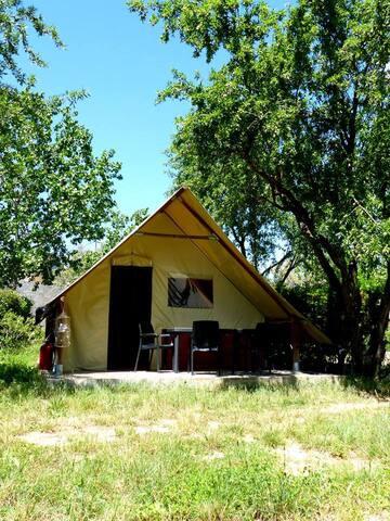 Cabane toilée de Thau - Bouzigues - Cabin