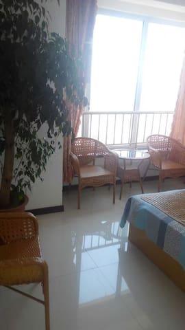 东戴河时间海山海关老龙头附近的海景公寓 - Qinhuangdao Shi - Apartamento