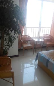 东戴河时间海山海关老龙头附近的海景公寓 - Qinhuangdao Shi