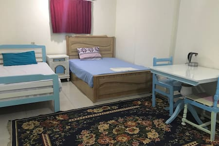 cozy room 4 at heart of Nasr City