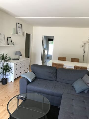 Apartment 25minutes from KBH,300m from the station