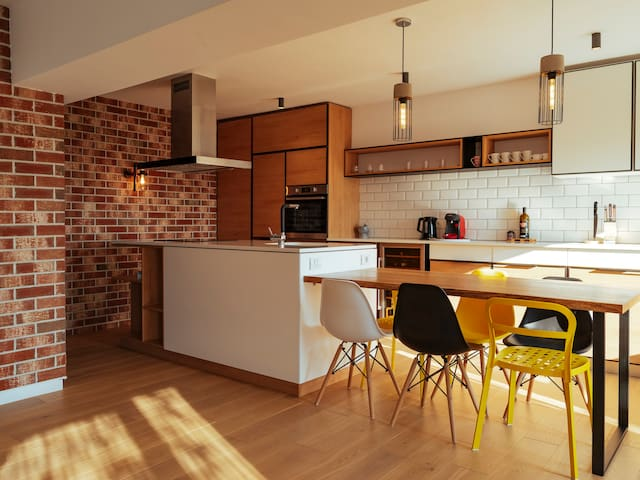 Central Modern Design Apartment