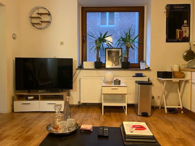 Schöne komplette 46qm Wohnung in Köln, Zentrumsnah