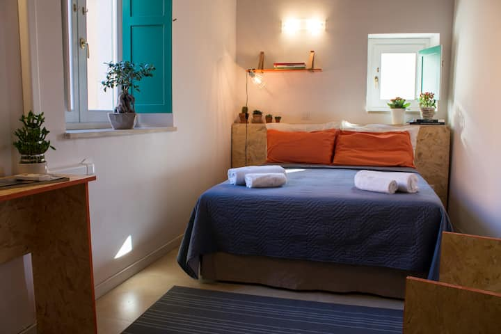 Smart doubleRoom near seaside -Santa Veneranda B&B