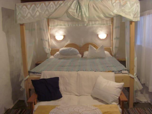 Doppelzimmer Finca Los Naranjos - Ingenio - Bed & Breakfast