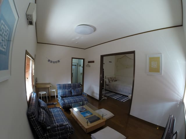 Two room apartment w/ Kitchenette - Onjuku, Isumi District - Byt
