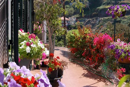 Apartment with private garden  - Ponta Do Sol