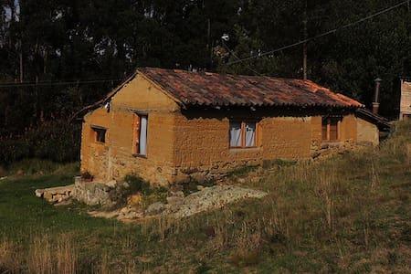 Casa de Adobes - Refugio Arco Iris - Suesca - House