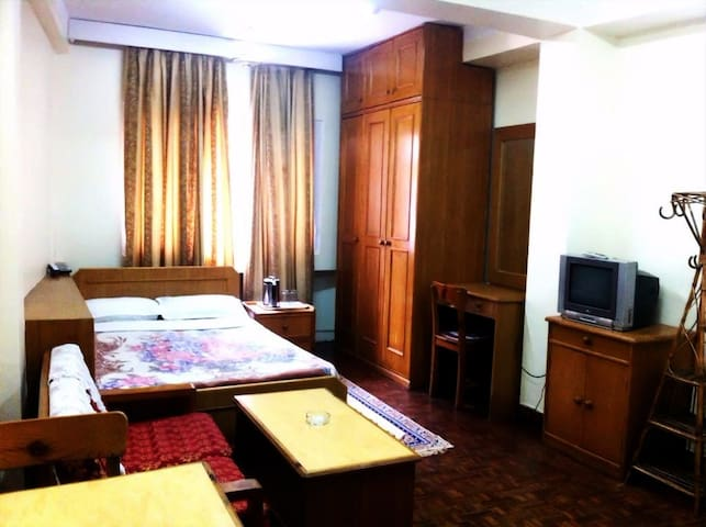 Economic Studio in Himalaya Apartment Hotel