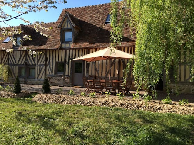 Charming Cottage in Lower Normandy1 - Le Renouard - Hus