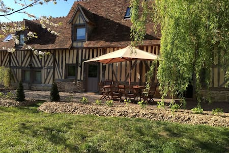Charming Cottage in Lower Normandy1 - Le Renouard