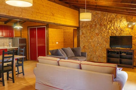 Amazing chalet with shared pool