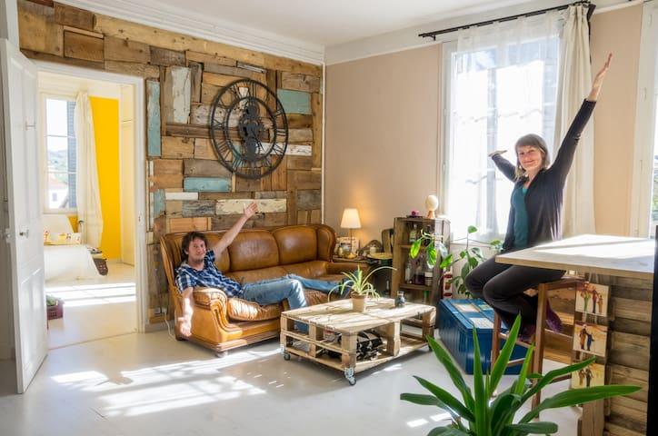 Appartement T3 meublé 70 m2 - Gap - Apartment