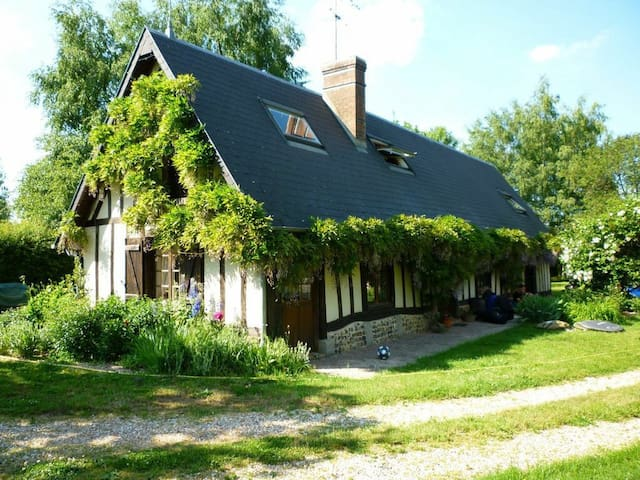 Normandie family & friends house - Le Fidelaire - Casa