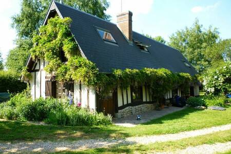 Normandie family & friends house - Le Fidelaire - Ev