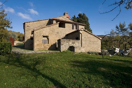 Tuscan home with Pool - San Leo di Bastia - Casa
