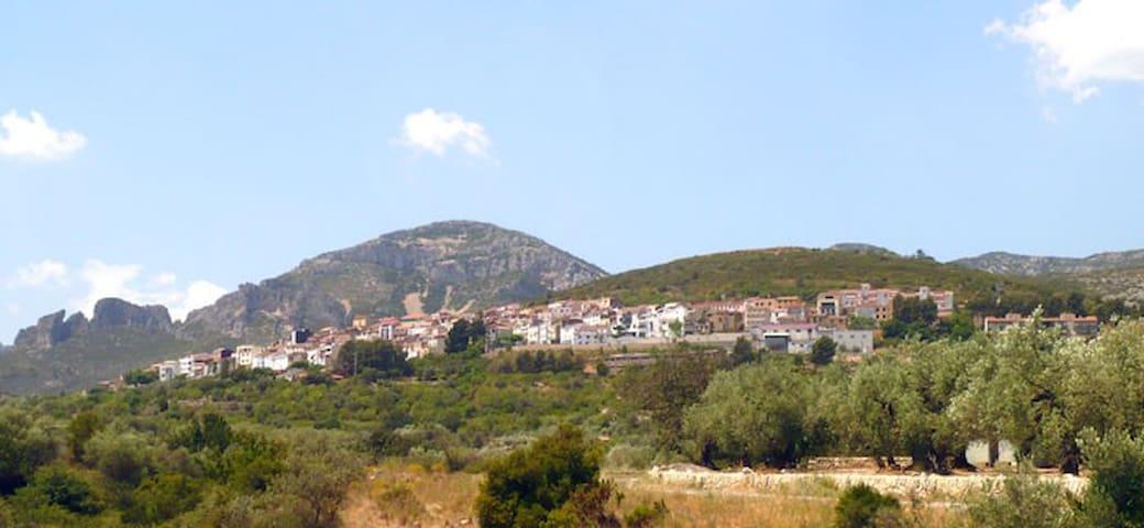 Casa de pueblo - Mas de Baberans - Huis