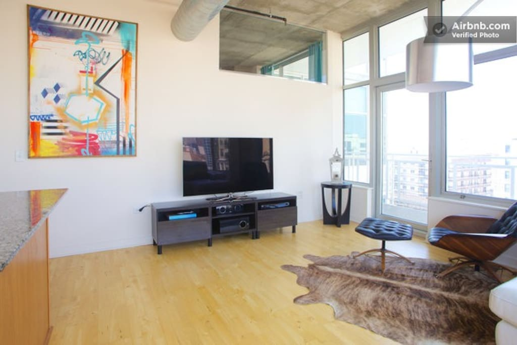 loft 2 bedroom downtown apartments for rent in chicago
