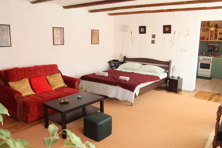Guest House - GREEN CITY SOMBOR B&B - Sombor - Casa