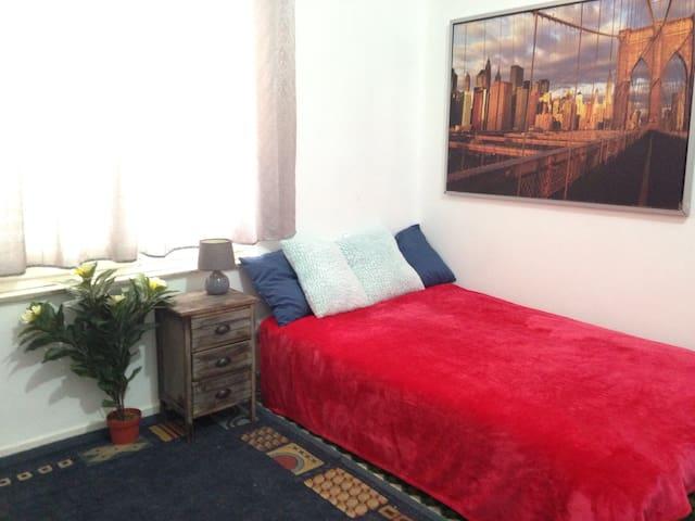 Private room in Tel-Aviv center - תל אביב יפו - Apartment