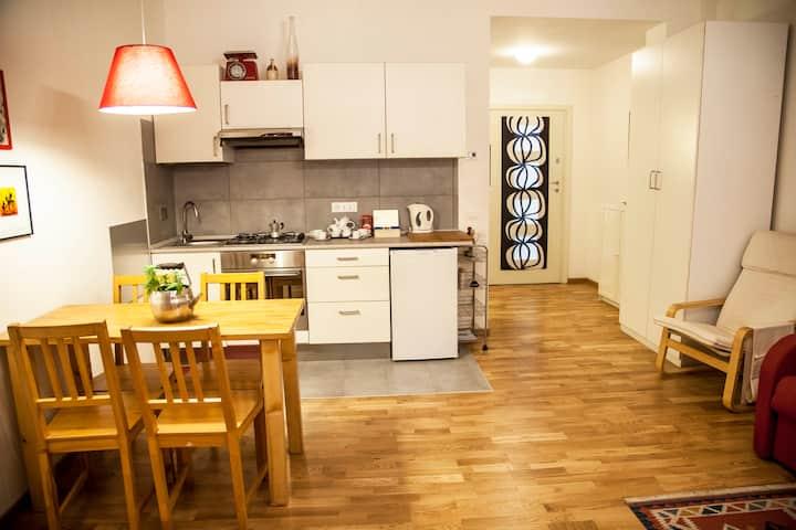 Appartamentino nel centro di Bologna