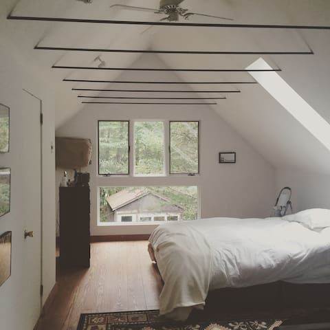 Panther Mountain Retreat- Catskill High Peaks - Shandaken - Rumah