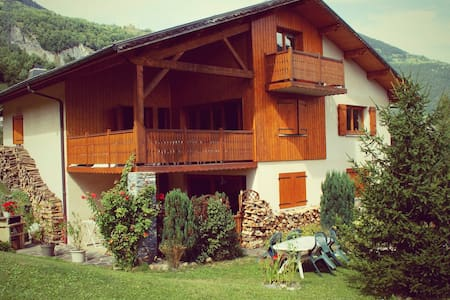 Chalet Saint-Jean - up to 8 pers.