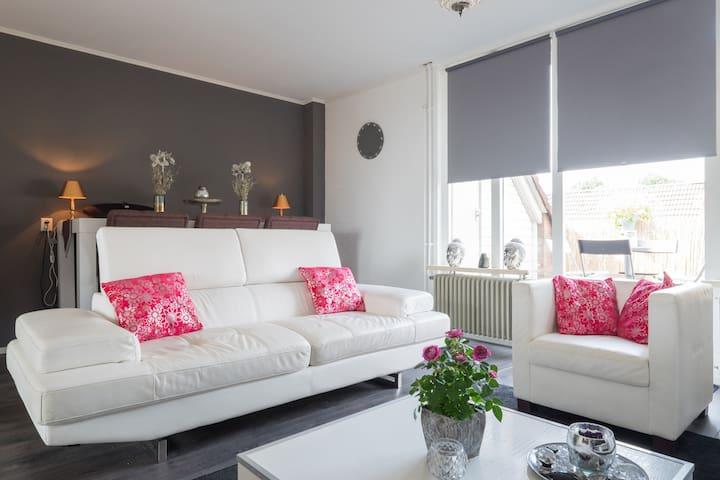 Charmante 2 slaapkamer woning - Nieuwegein - Appartement