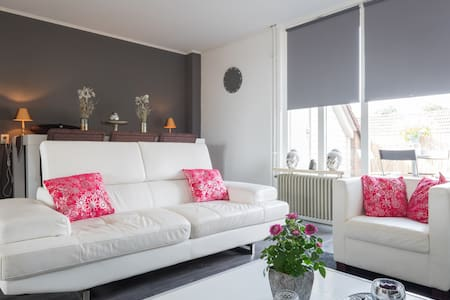 Charmante 2 slaapkamer woning - Nieuwegein - Apartemen
