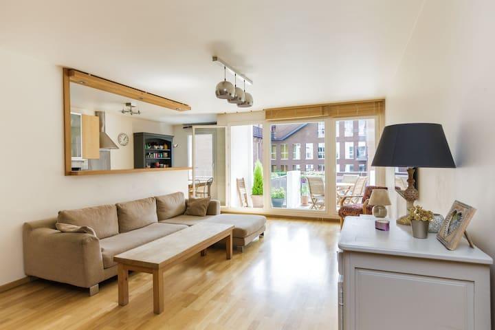 SpaciousFlat 3 bedrooms + Breakfast - Paris