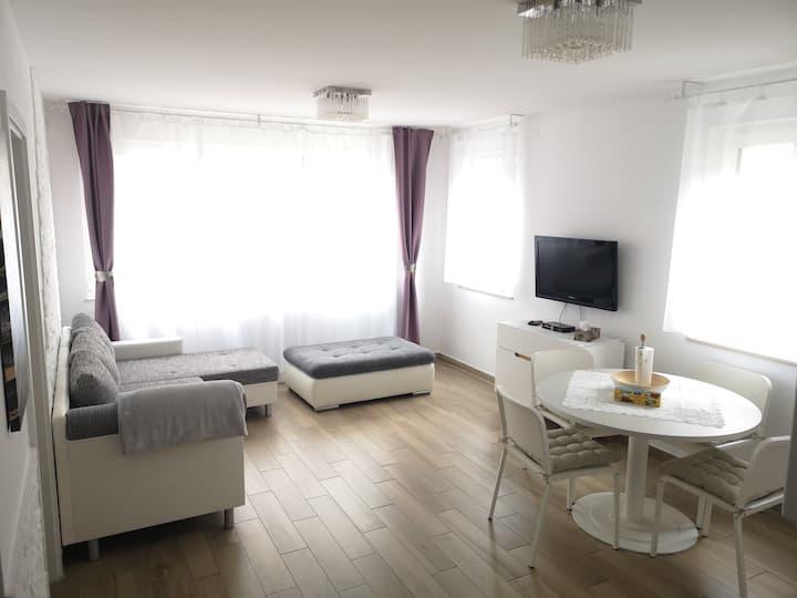 Modernes Appartement (Neubau), 3 Zimmer, 72qm
