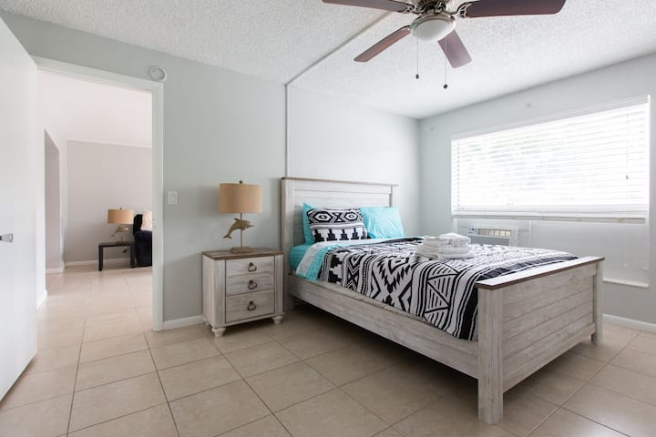 Private getaway by the intercoastal and A1A