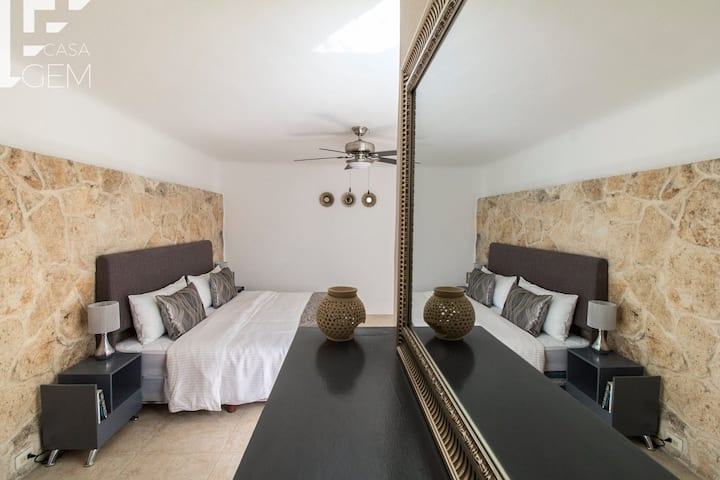 °Casa Gem°, Breakfast & Shuttle Included-Cozy ROOM