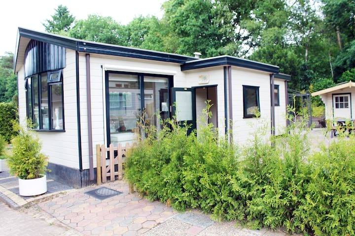 Privat cabin in nature area De Veluwe