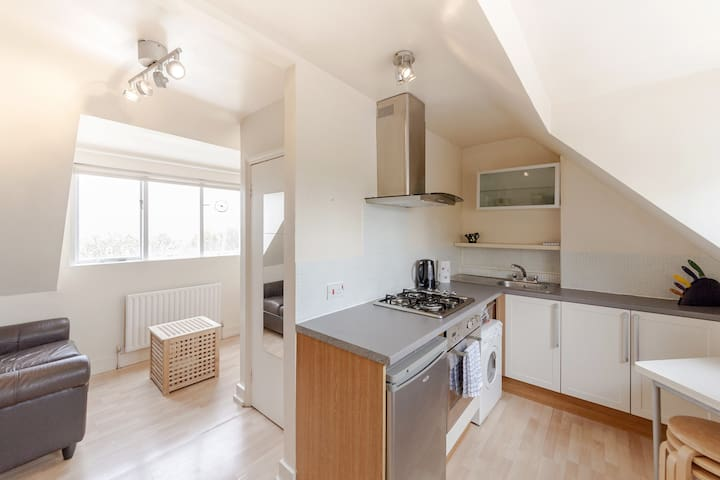Charming Loft in Putney with View!