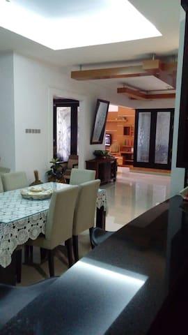 Chill Grey House in South Bandung - Bandung Kidul - House