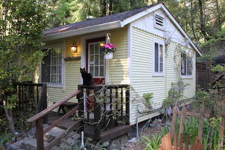 Creekside Cottage with Breakfast!!! - Cazadero