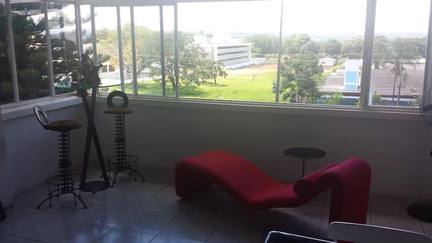 Close to Stadium and Nightlife!!! 1 - Brasília - Apartemen