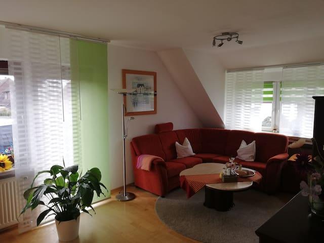 Schöne helle Wohnung  Nähe-MHH/ INI / Messe
