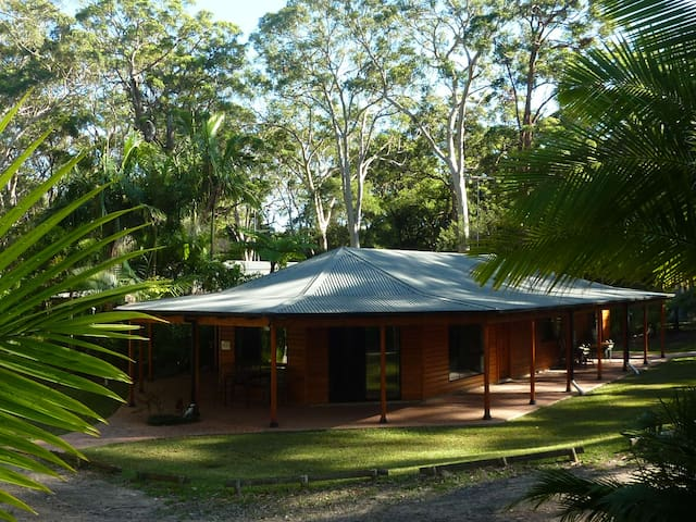 SWR RAINFOREST RETREAT 1 - South West Rocks - Maison
