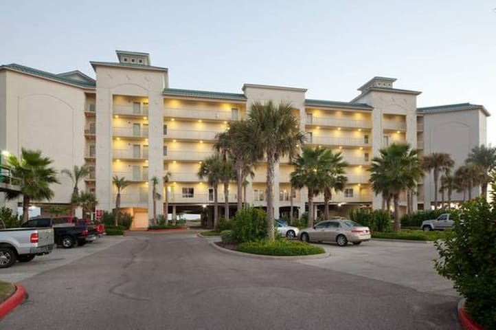 Deluxe 1 bedroom at Galveston resort
