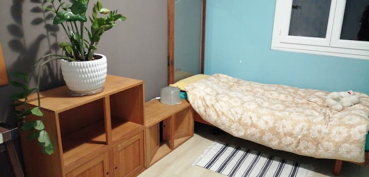 MySweetHome room1 at 5' from CHUGA, Campus, tramB