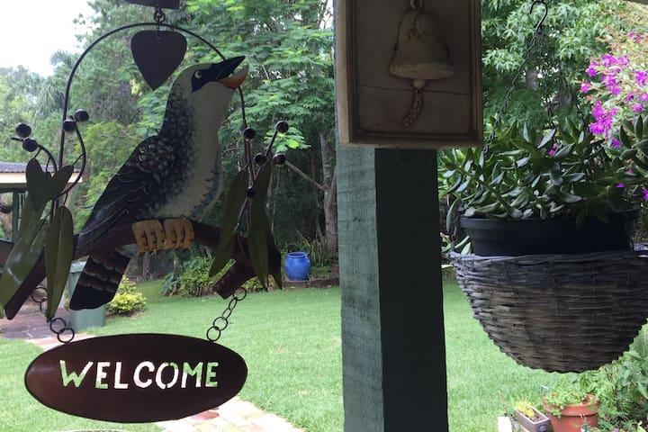 Kookaburra Cottage; a Hidden Treasure
