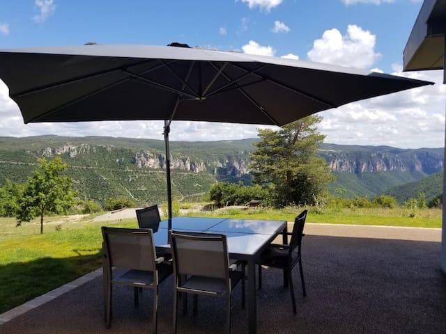 Gîte Le Balcon des Gorges