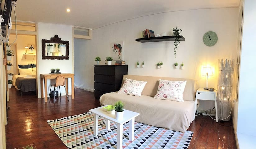 F1 - Beautiful cozy flat in Flowers Garden!