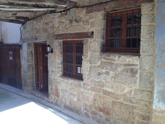 EL COBERTET - Valderrobres - House