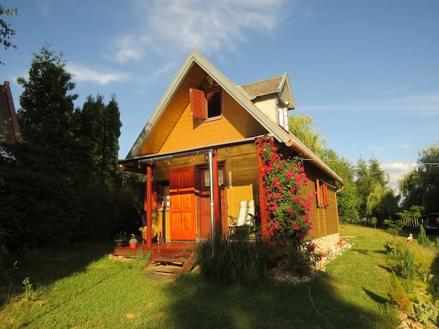 Lovely cabin in a lovely part of Hungary