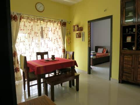 Beautiful & Cozy Private room @ 201