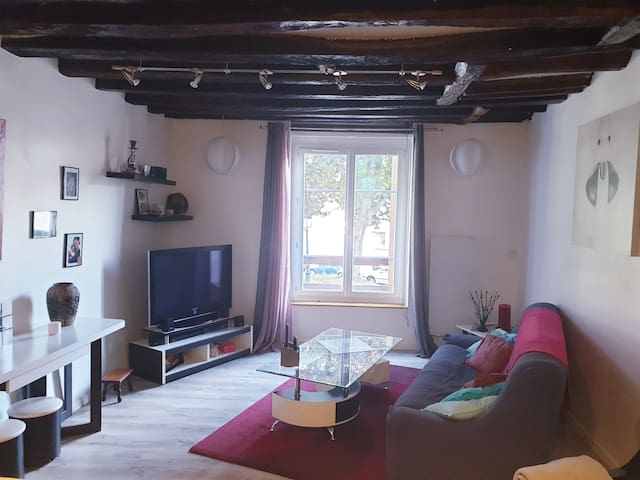 Appartement charmant centre ville Mantes-la-Jolie