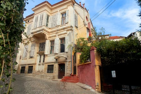 Imposing 1896 mansion, in the heart of the city !! - Xanthi - Reihenhaus